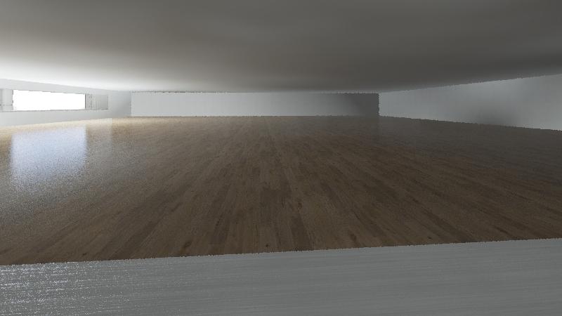 Cozinha Vizinha Interior Design Render