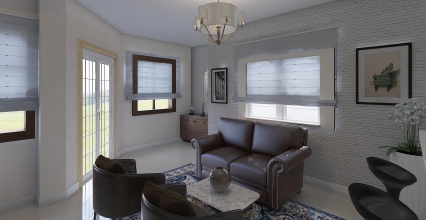 casa la 15 Interior Design Render