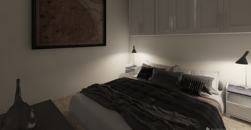 monrtagna Interior Design Render