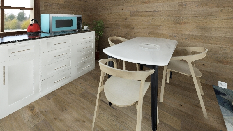 Clubhouse 2.0 Interior Design Render