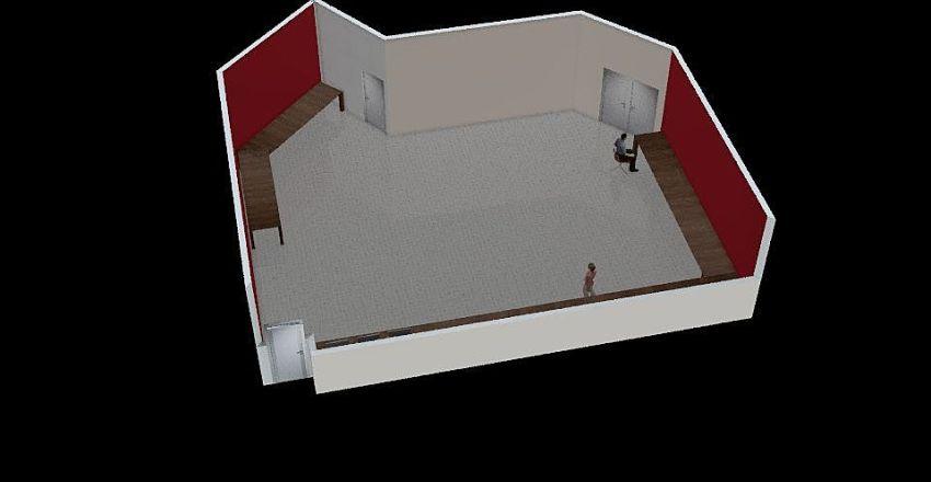 Room 144 Final Interior Design Render
