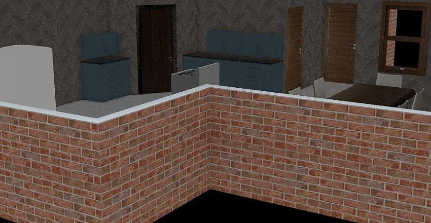Knysna 1 Interior Design Render