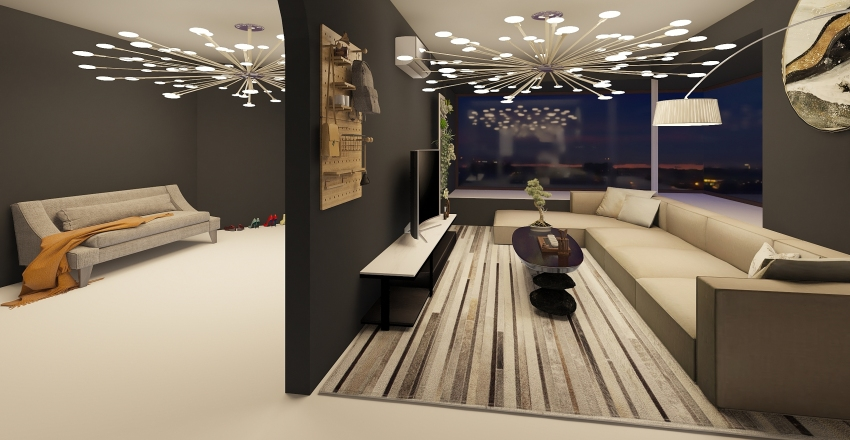 apartment.2 Interior Design Render