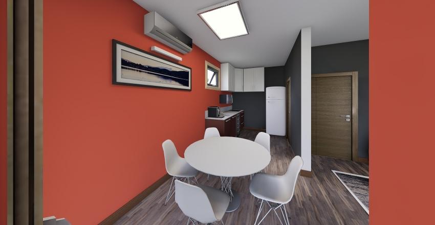 MOJE Interior Design Render