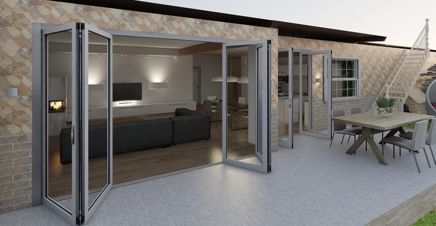 Dream of Space Interior Design Render