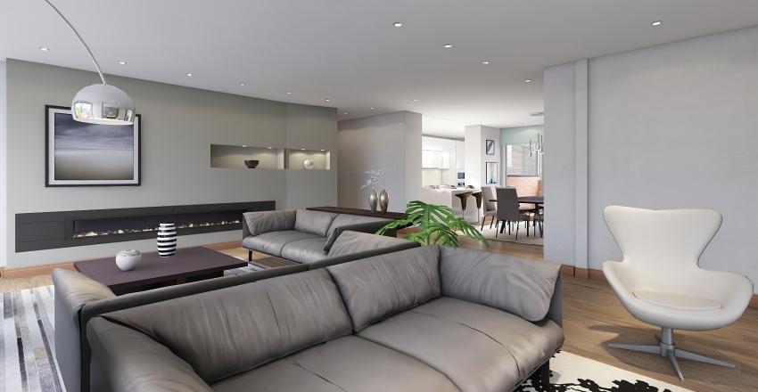 APTO EDU-2 Interior Design Render