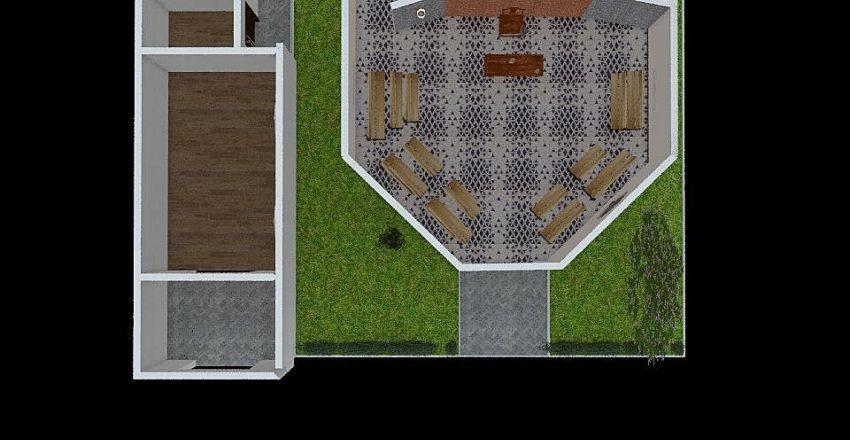 cap Interior Design Render