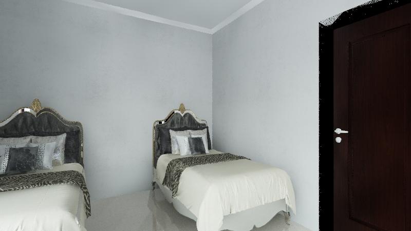 רחל פרידמן קומה2 Interior Design Render