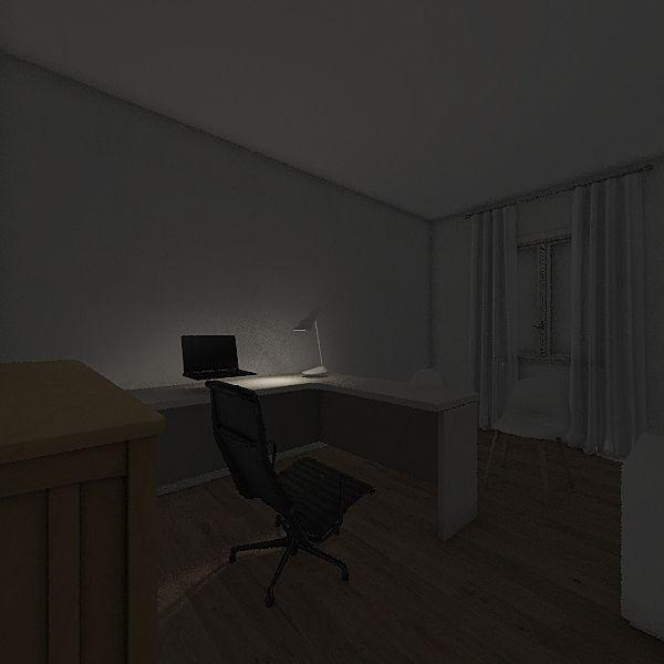 Lourdes Interior Design Render