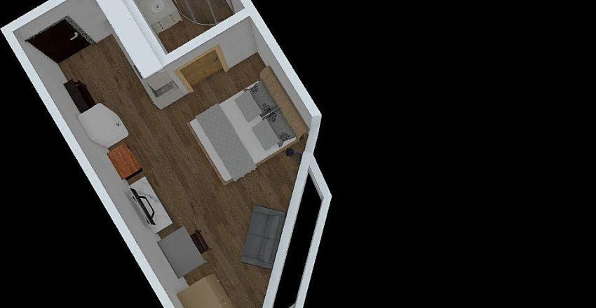 自宅用 Interior Design Render