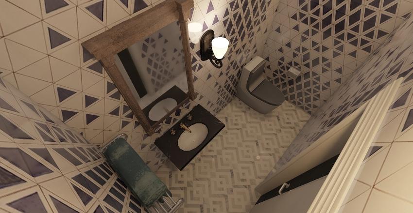 Ali Büyükkoç Birinci Çalışma Interior Design Render