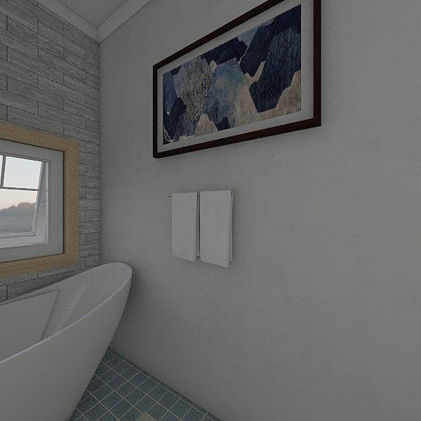 project Mrs Bakers Interior Design Render