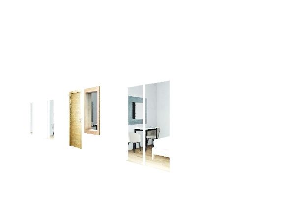 Complejo solteros  Interior Design Render