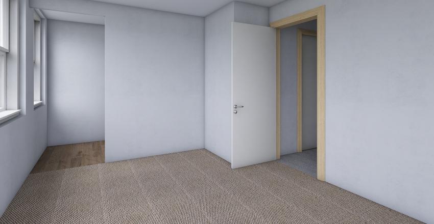 Pinkvelden 2-C eerste verdieping Interior Design Render