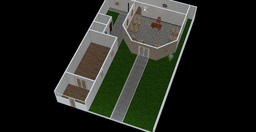 Claudio Max Interior Design Render