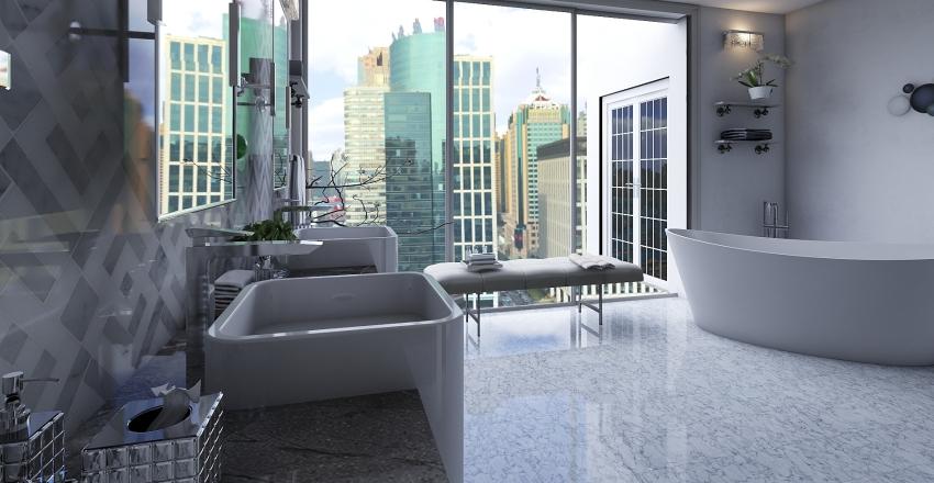 In dreams  Interior Design Render