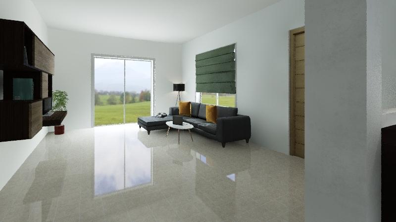 Lotem 14 Interior Design Render