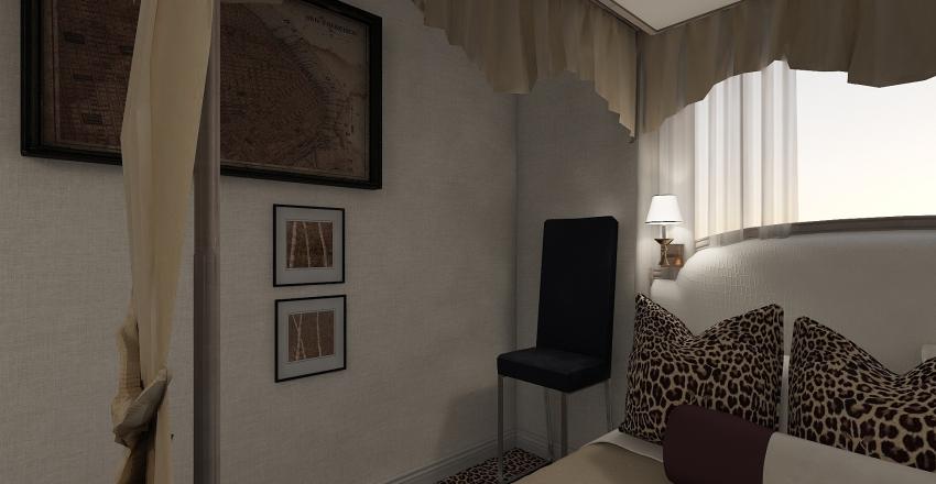 leopard life  Interior Design Render