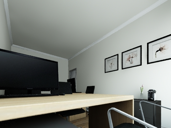 projeto sala 6 Interior Design Render