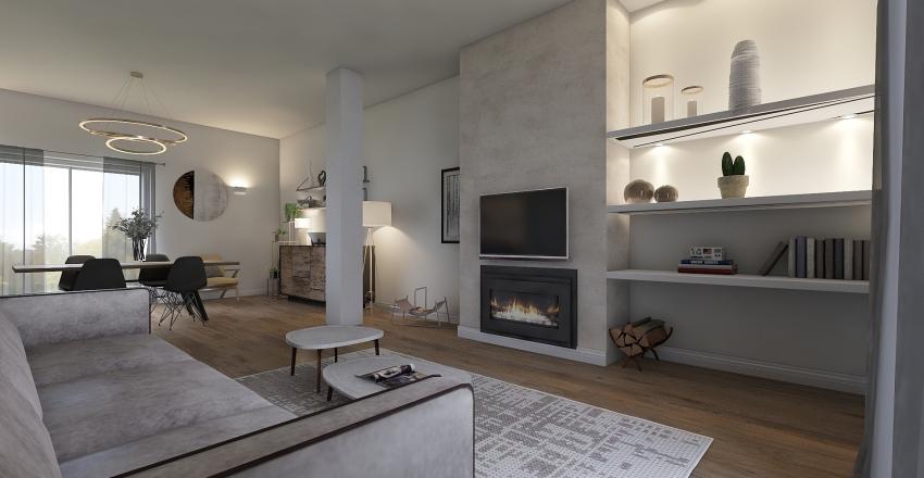 simone Interior Design Render