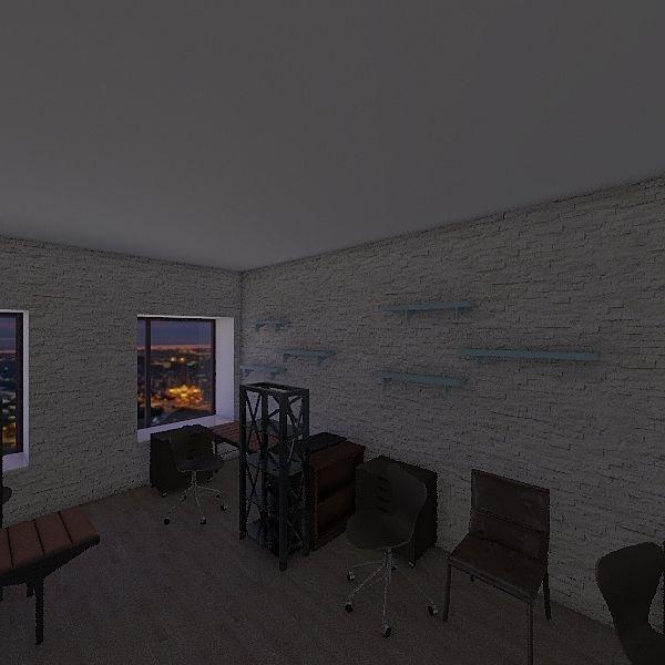 tattoosphere2 Interior Design Render