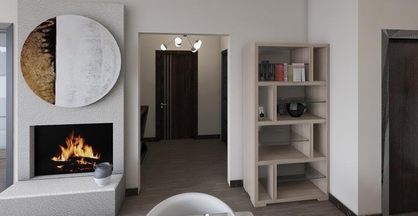 Living a little dream Interior Design Render