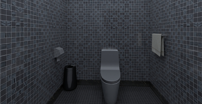 Чистовой проект 1 Interior Design Render