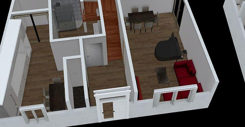 Pilar 5 30_11_2018 Interior Design Render