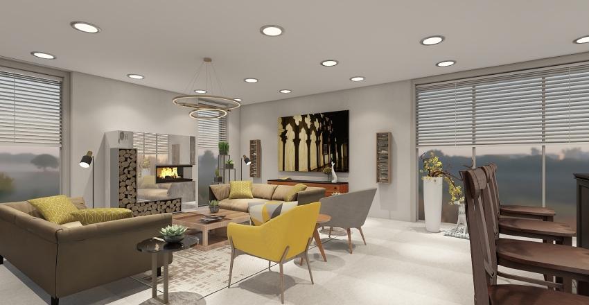 Project #2 Interior Design Render