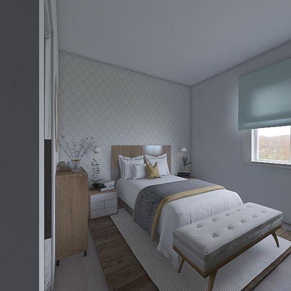 Hipercor 2 Interior Design Render