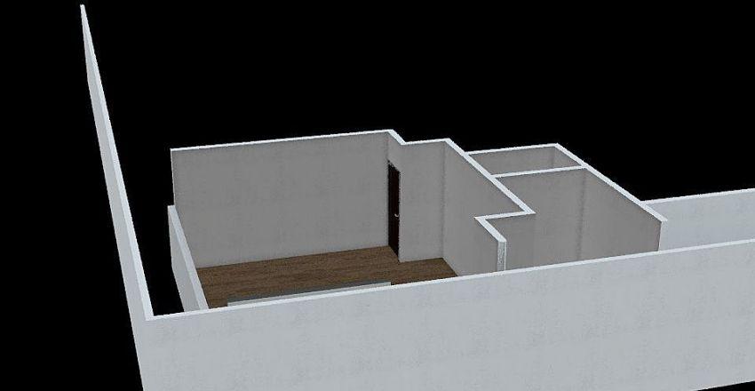 Klakah Interior Design Render