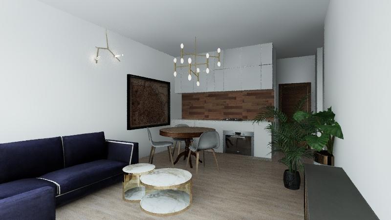 Gosia Interior Design Render