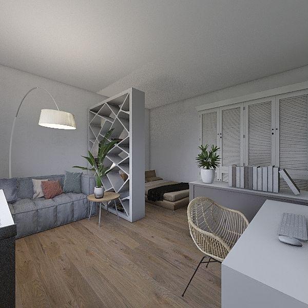 casa via arce Interior Design Render