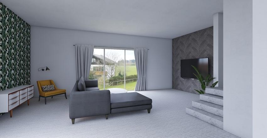 Dom właściwy +- 5 cm Interior Design Render