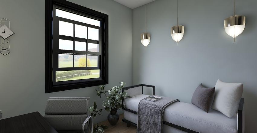 Project2. Interior Design Render