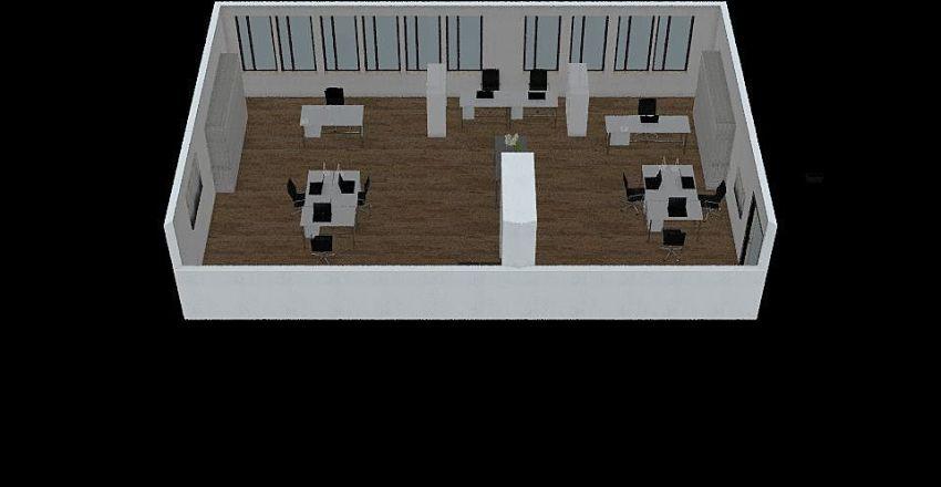 Logistics Room PS New Interior Design Render