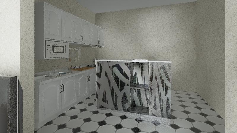 bandz Interior Design Render