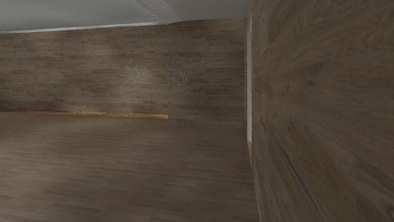 Iglesia Interior Design Render