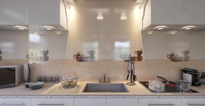 Decorative Elleya Interior Design Render