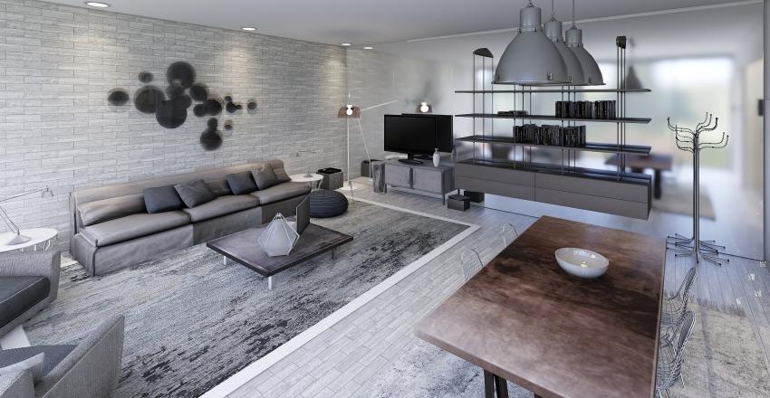 Baxter Luxury Suite Interior Design Render
