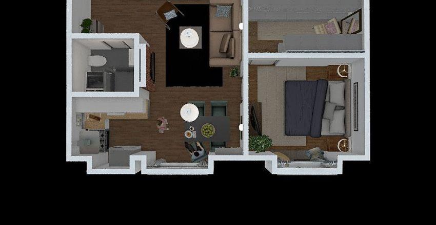 Stan ver1 Interior Design Render
