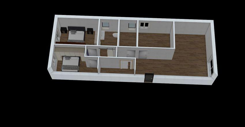 MimmoHome Interior Design Render