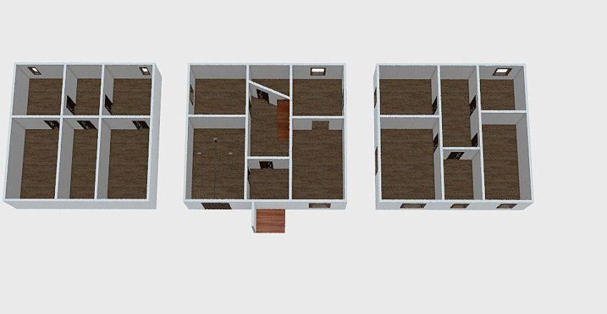Дома_0302 Interior Design Render