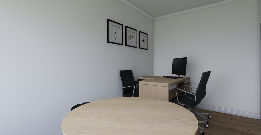 projeto sala 6 - projeto retificadfo Interior Design Render