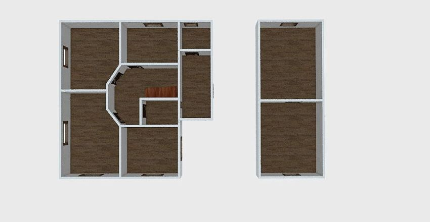 Дома_0301 Interior Design Render