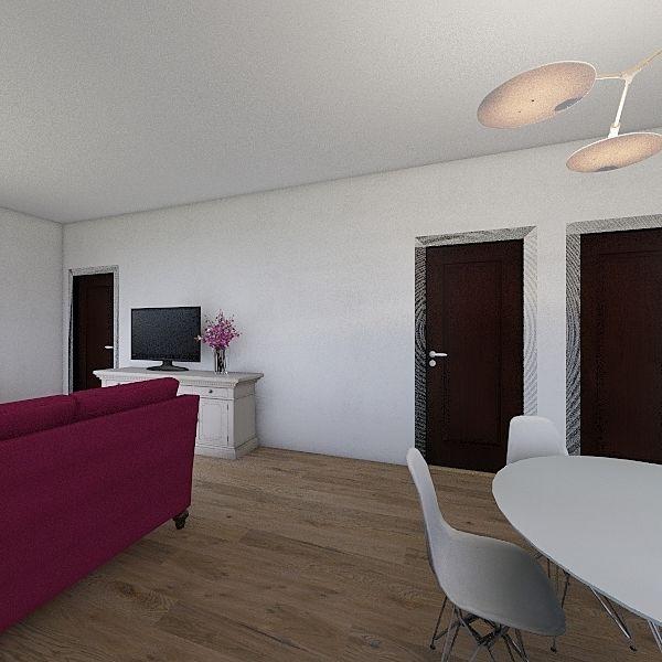 solana Interior Design Render