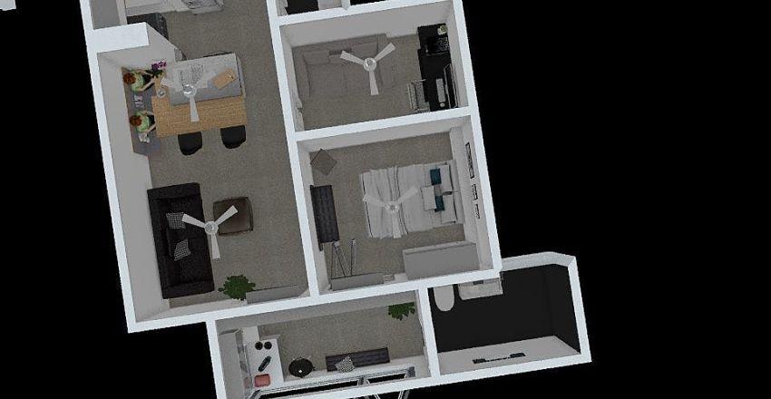 Nsa Copacabana 5 Interior Design Render