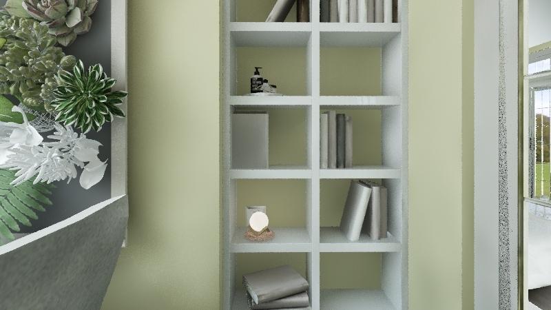 Brianna C. Interior Design Render