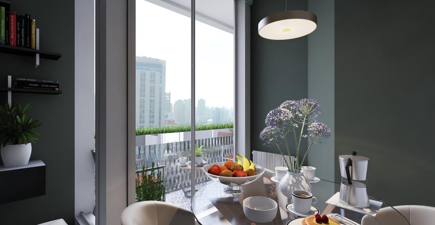 Living Room Challenge Interior Design Render