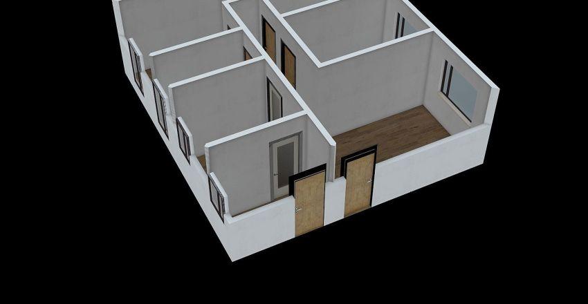 Apto Mae 2 Interior Design Render